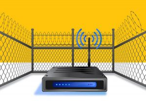 router kontrol