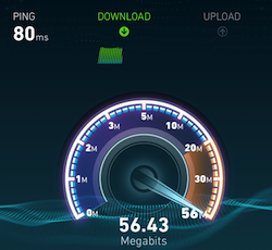 wifi speedtest