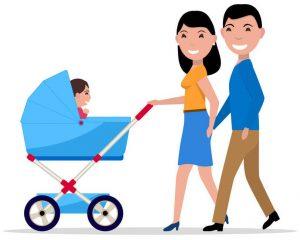 Barnevogne og sikkerhed