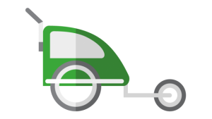 Cykelanhængere