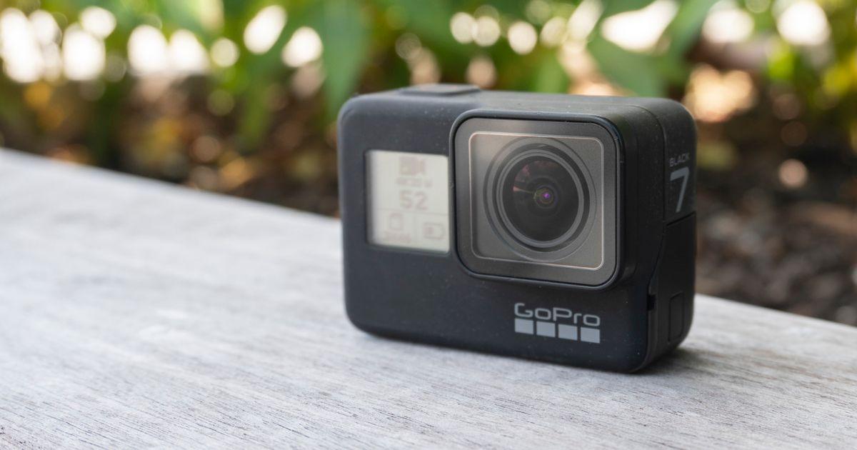 gopro kamera tilbud