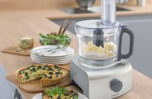 Kenwood foodprocessor test