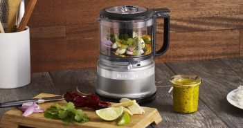 KitchenAid foodprocessor test