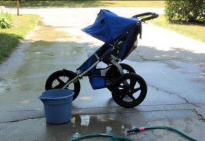 barnevogn vedligeholdelse