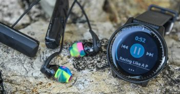 Garmin Vivoactive test