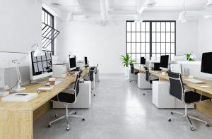 Ventilation på arbetsplatsen