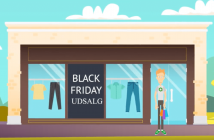 black friday udsalg