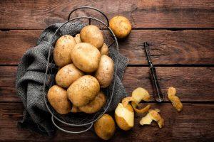 Derfor skal du ikke opbevare kartofler i dit koeleskab
