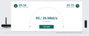 Sådan tester du din internetforbindelse