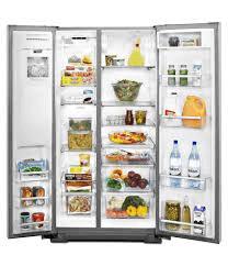 Saadan opbevares mad i koeleskabet