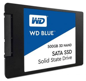 Western Digital Blue 3D Nand