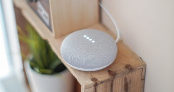 Google Home Mini test