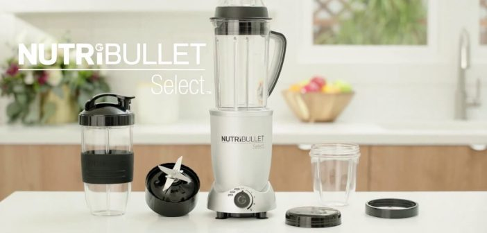 NutriBullet Test