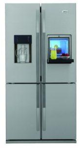 tilslut vand til køleskab