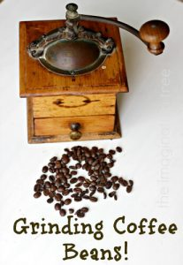 Malingen af kaffen