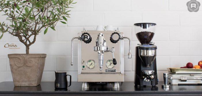 Rocket Espresso test