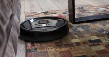 iRobot Roomba 980 test