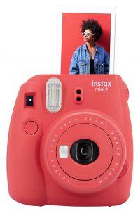 Fujifilm Instax Mini 9 med billede