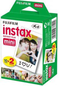 ISO 800 Fujifilm Instax film