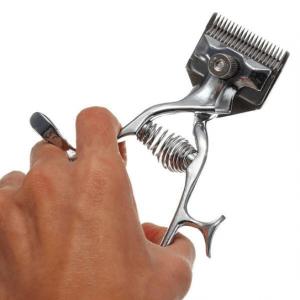 Manuella hårklippare