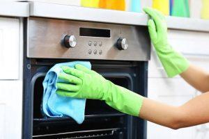 Tips til å rengjøre ovnen din