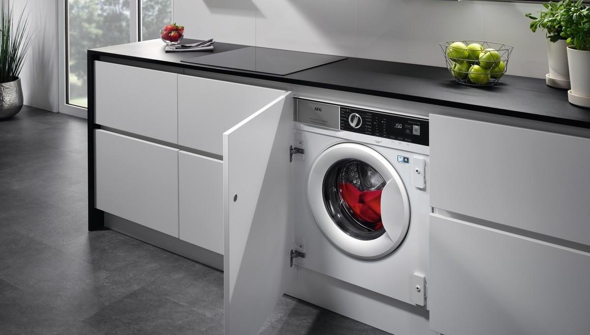 brun sæbe vaskemaskine