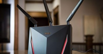 Asus router test