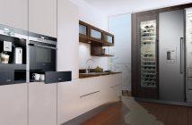 Fritstående køleskab test