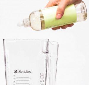 Hur rengör man en blender