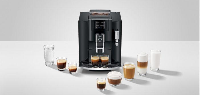 Jura kaffemaskine test