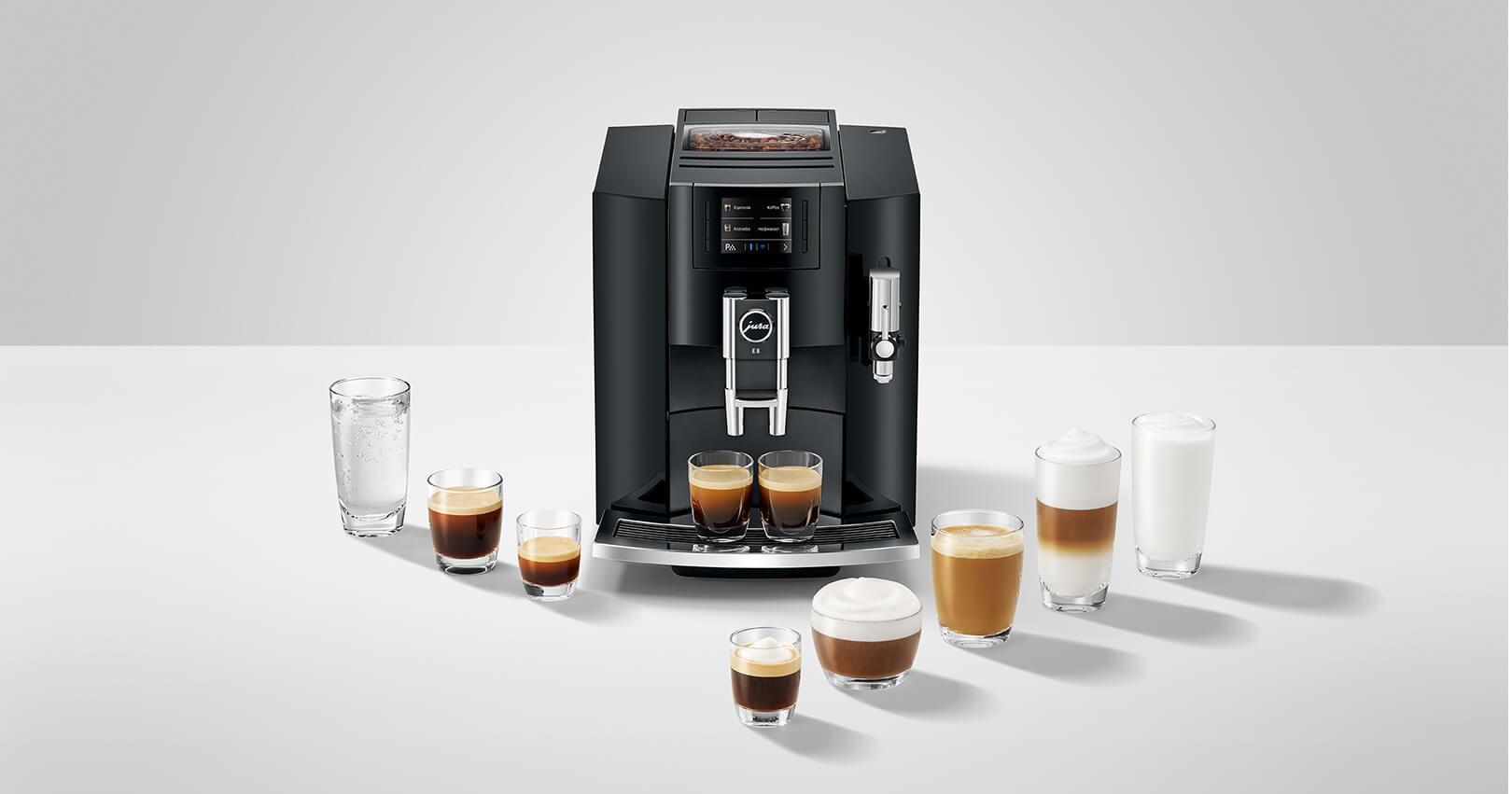 Tidssvarende Jura kaffemaskine (Test 2019) → Eksperternes Favoritter + Pris Tjek! GZ-81