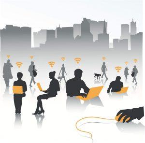 Router - Hvor mange er tilkoblet netværket