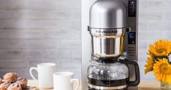 KitchenAid Kaffemaskine Test
