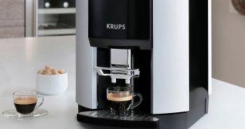 Krups espressomaskin test