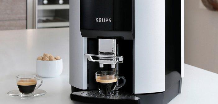 Krups espressomaskine test