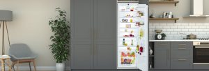 integreret køleskab guide