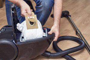 støvsuger vedligeholdelse
