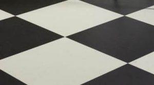 Linoleum-gulv