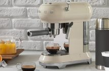 Smeg espressomaskine test