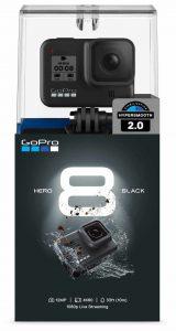 GoPro Hero 8 i kasse