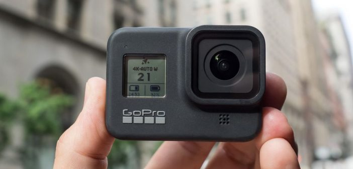 GoPro Hero 8 test