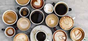 Kan du ditt kaffe