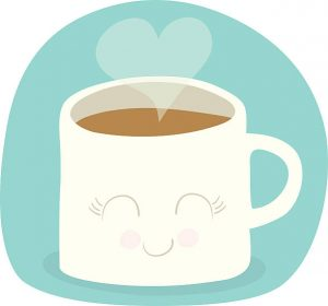 kaffe gør dig glad