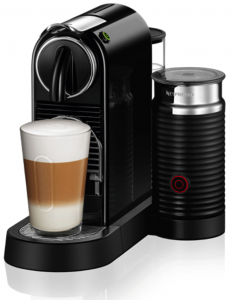 kapselkaffemaskine