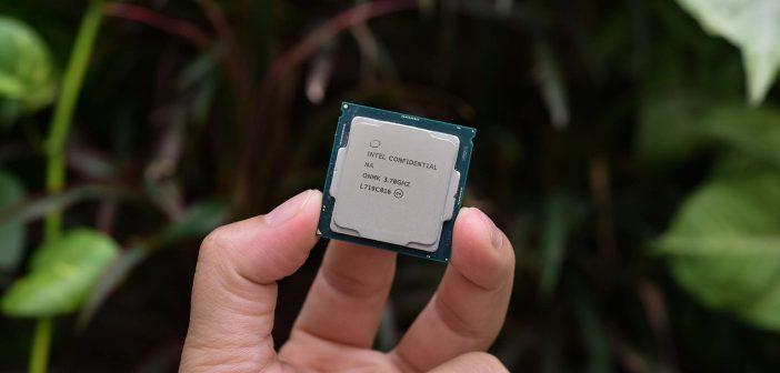i7 8700k test