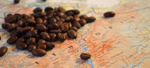 kaffe historie