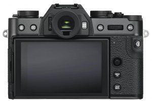 Fujifilm X-T30 bagfra