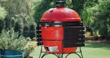 Kamado grill test