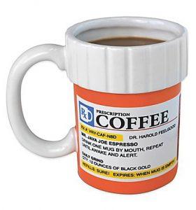 kaffe smerter