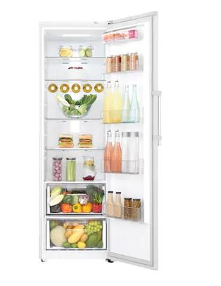 LG køleskab GL5241SWJZ1 – Et moderne køleskab med lækre detaljer og features